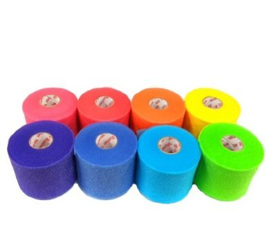 mueller-rainbow-pack-of-sports-pre-wrap-8-colors30-yardsrainbow