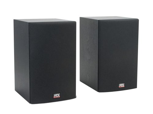 Mtx Monitor 5I 5-1/4 2-Way Bookshelf Speaker Pair