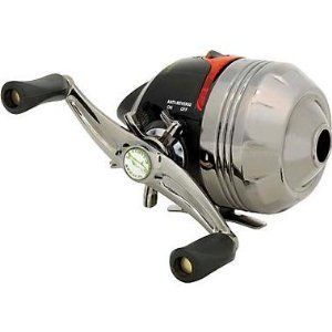 Zebco HSBASC Hawg Seeker Spin Casting Reel with Electronic Bite Alert Feature