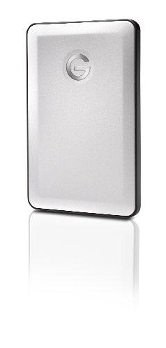 G-Technology G-DRIVE slim Ultra-slim USB External Hard Drive 500GB (5400RPM) (0G02361)