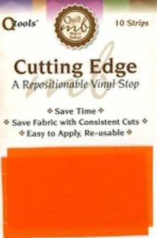 Alicia's Attic Qtools Cutting Edge Orange 10pc