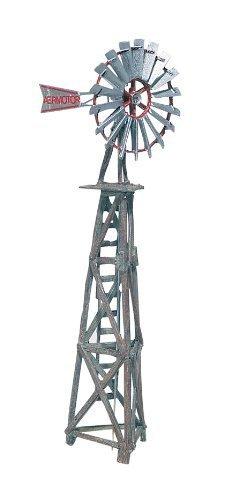 Spur-H0-Metallbausatz-Windrad