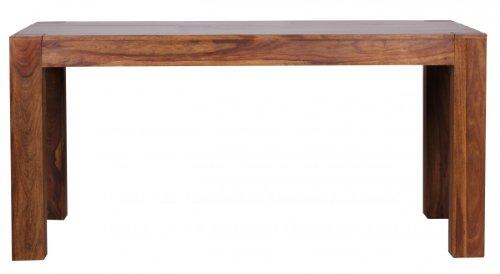 wohnling esstisch massivholz sheesham 160 240cm ausziehbar esszimmer tisch design k chentisch. Black Bedroom Furniture Sets. Home Design Ideas