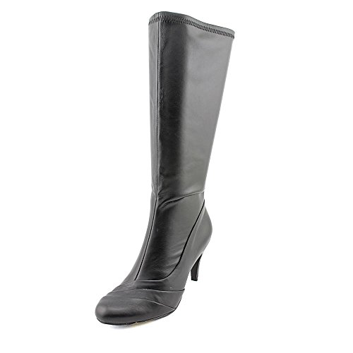 Unlisted Women'S Hand Over Boot,Black,7.5 M