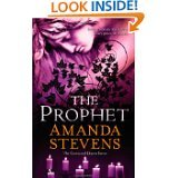 The Prophet (The Graveyard Queen, Book 3) by  Amanda Stevens in stock, buy online here