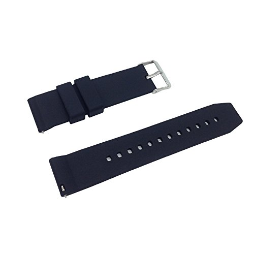 Replacement Watchband Strap for Basis Peak Ultimate Fitness and Sleep Tracker (Black) (Basis Peak Strap compare prices)