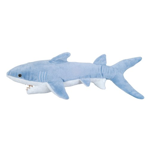 Mako Shark Toys : Adventure planet plush mako shark inch