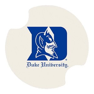 Duke University Carsters - Coasters for Your Car at Amazon.com