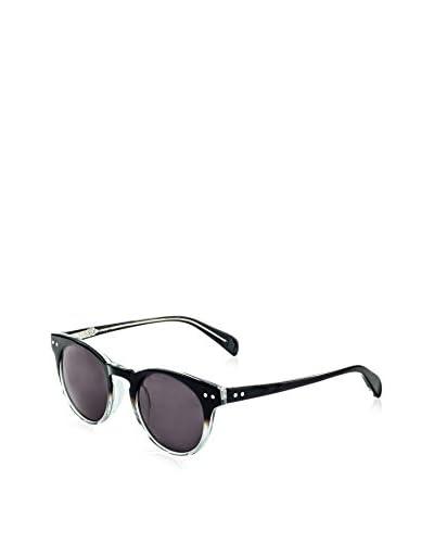 Ivory + Mason Women's DCT0004 Milano Sunglasses, Black/Crystal Fade