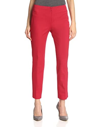 Peace of Cloth Women's Jerry Hidden Fly Ankle Pant