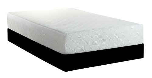 King 12'' Cloud 9 Memory Foam Mattress [1266-FS-ERM]