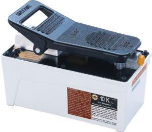 Omega Air/Hydraulic Foot Pump