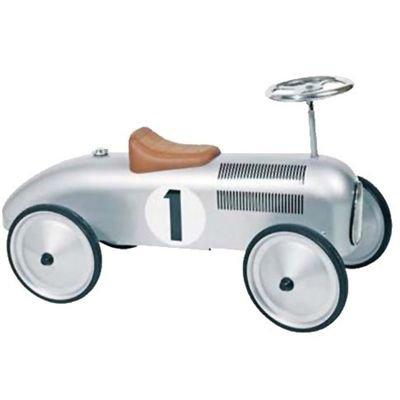 Goki - 2041352 - Porteur - Chariot À Tirer En Argent