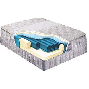 Cal King Waterbed 4'' Freeflow Tube Set