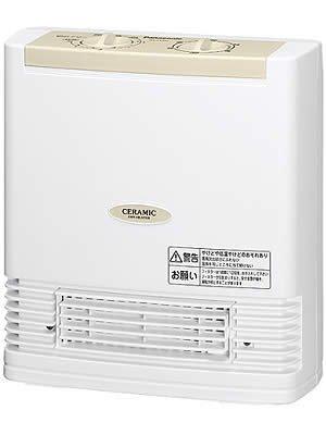 Panasonic セラミックファンヒーター DS-F1202-C ベージュ