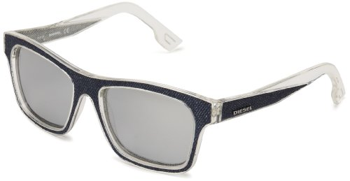 diesel-denim-wayfarer-sunglasses-in-crystal-clear-dl0071-27c-dl0071-27c-55-mirrored