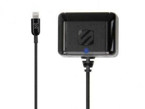 SCOSCHE Apple認証 (Made for iPhone取得) Lightning ケーブル AC充電器付き 5W ブラック I2H05JPN