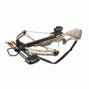 Velocity Archery Lionheart Package, Camo (VEL-XB-300CRTS) - by Velocity Archery