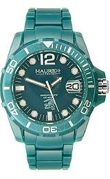 Haurex Italy Caimano Color Teal Dial Men's watch #B7354UBB