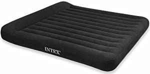 Intex Pillow Rest Classic King Size Airbed with Built in Electric Pump #66782