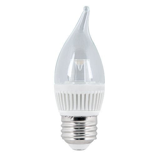Utilitech 0394797 LED Bulb 4.8-Watt (40W) Warm