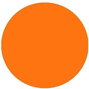 """Amazon.com - Dry Erase Polka Dot Decal- Giant 22"""" Orange Peel & Stick"""