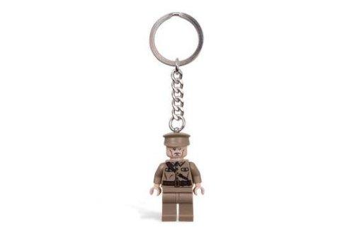 Lego Indiana Jones Colonel Dovchenko Keychain - 1