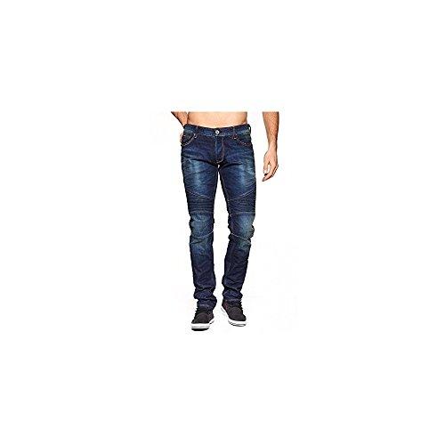 Japan Rags -  Jeans  - Uomo blu 30W/34 L
