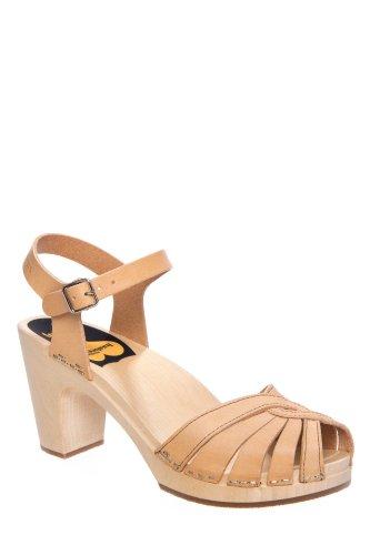 Fredrica High Heel Ankle Strap Sandal