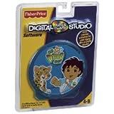 Fisher-Price Digital Arts and Crafts Studio-Go Diego Go
