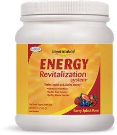 Fatigued to Fantastic Energy Revitalization System - Berry Splash Flavor, [21.48Oz -  21.5 0z (609g) ] aprox