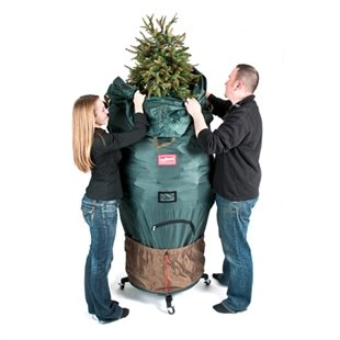 Upright Christmas Tree Storage Bags