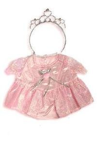 Princess Dress Outfit Teddy Bear Clothes Fit