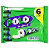 Nestle Polo Mints Original 6 X Pack 246G