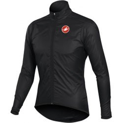 CASTELLI Squadra Long Jacket Nero XXL