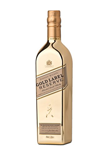 Johnnie Walker discount duty free Johnnie Walker Gold Reserve Limited Edition  Premium Blended Scotch Whisky 70 cl