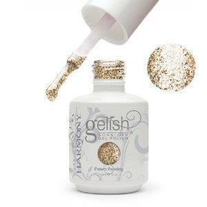 Gelish Soak Off 0.5 Oz Golden Treasure Gel Nail Color Uv Manicure Harmony Polish