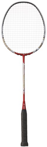 (YONEX) Yonex MUSCLE POWER 9 (will 張上ge) Red × silver MP9 396