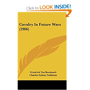 Cavalry In Future Wars (1906) read online