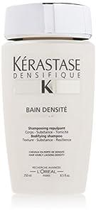 Kerastase Densifique Bain Densite Bodifying Shampoo, 8.5 Ounce