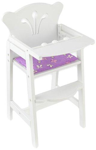 kidkraft lil  dollhigh chair