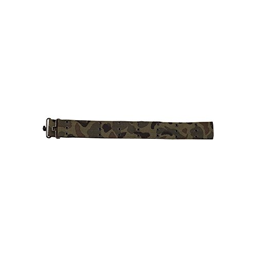 Camouflage Canvas Pistol Belt