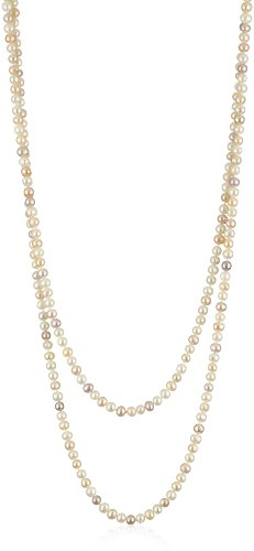 Bella Pearl Endless Multi Necklace