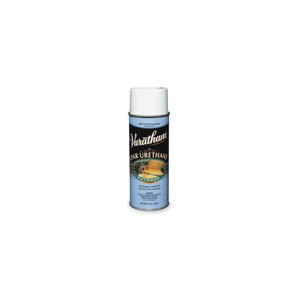 RUST OLEUM 250081 Spar Urethane Spray,Clear,11.25 oz.