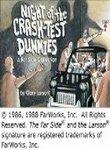 NIGHT OF THE CRASH-TEST DUMMIES (0708844553) by GARY LARSON