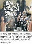 Night of the Crash Test Dummies: A Fa...