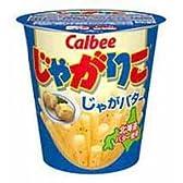 カルビー(株) じゃがりこ じゃがバター 58g ×12個