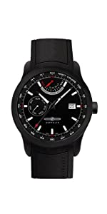 Zeppelin Night Cruise 7260-2 Automatic Mens Watch with power reserve