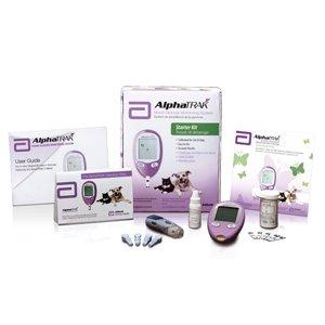 AlphaTRAK 2 Blood Glucose Monitoring System Kit