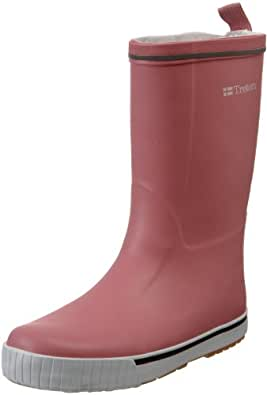 Tretorn Jolly Rubber Rain Boot (Little Kid/Big Kid),Pink,37 M EU (5 M US Big Kid)